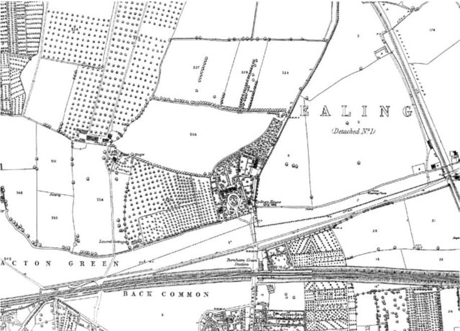 site-of-future-bedford-park-1869
