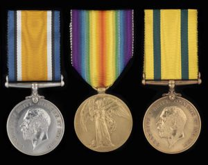 British War Medal (1914-1920) (OMD 2424) (SEE) OMD 623 Copyright: © IWM. Original Source: http://www.iwm.org.uk/collections/item/object/30008362