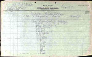 26 Royal Fusiliers.Officers 31 May 1917 copy