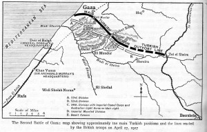 2nd Battle ofGaza