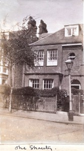 4 Abinger Road (The Shanty) 1915