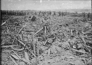 70th Brigade at Messines