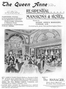Advert 1901 QAM Hotel