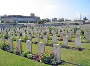 Alexandria Hadra War Cemetery