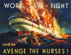 Allied Propaganda Poster