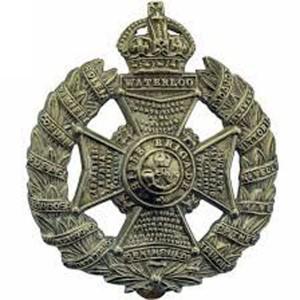 Badge.London Rifle Brigade