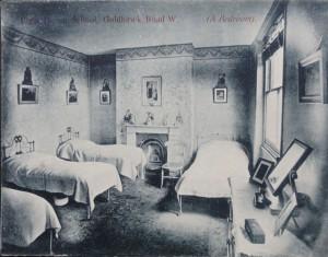 Bedroom at Elgin House School