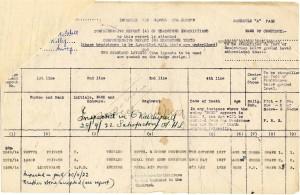 CWGC>Headstone Report.Lutyens