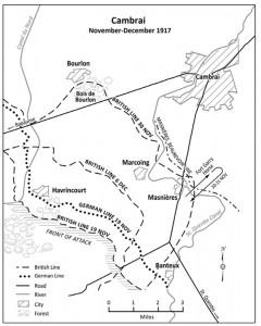 Canadian Cavalry Cambrai Nov.Dec 1917