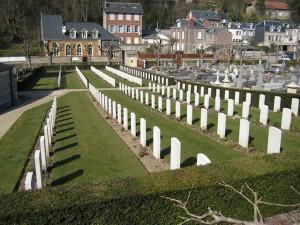 Cemetery Etretat