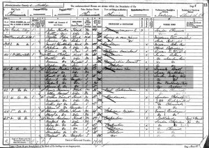Census 1891.Murlis