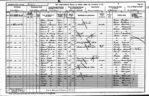Census 1901.LEEDER