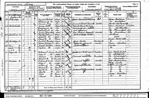 Census 1901.Little