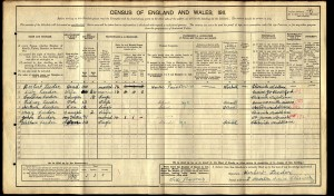 Census 1911.LEEDER