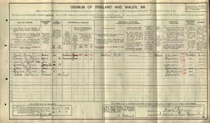 Census 1911.Piffard