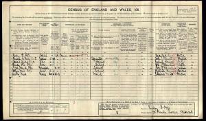 Census 1911.Pope HA