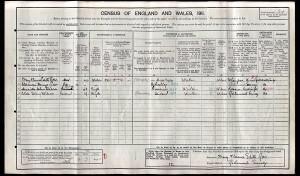 Census 1911.Row ND