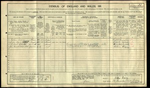 Census 1911.Whittle