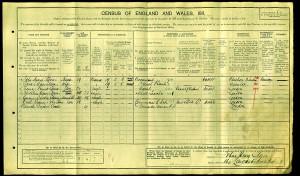 Census 1911 Stevens