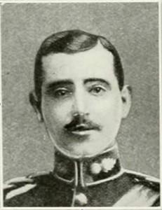 Capt C G Moores