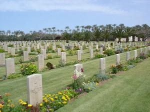 Deir el Belah Cemetery