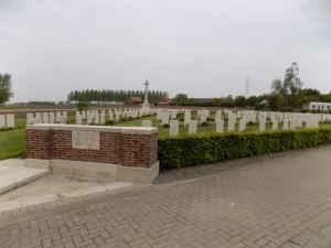 Divisional Cemetery Vlamertinge