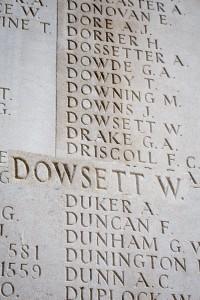 Dowsett.Thiepval.2