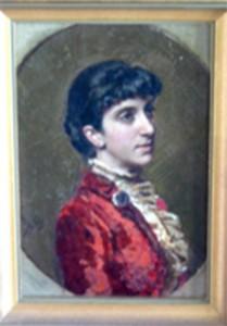 Eliza Taverner by C Kirchmeyr