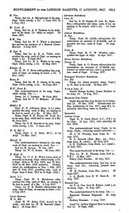 Gazette 170817.CCB Ward
