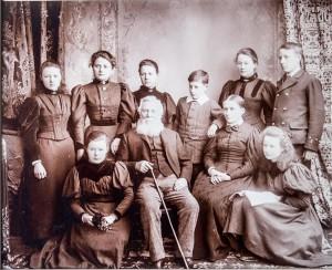 Haines Family c1895