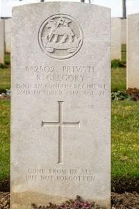 Headstone.Gregory