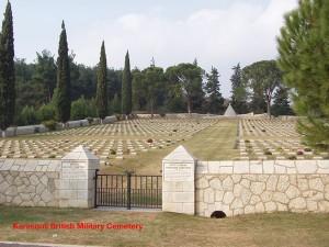 Karasouli Cemetery.Lax