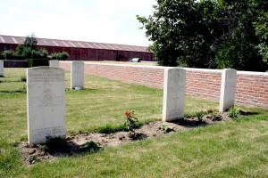 Le Touquet Railway Crossding Cemetery