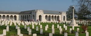 Le Touret Cemetery and memorial copy