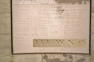 LeeWNO Loos memorial panel 73