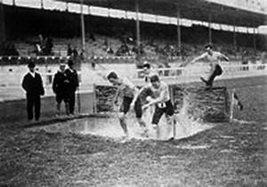 London 1908 Steeplechase