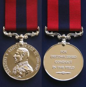 Lowe Medal-DCM