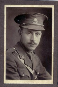 Lt Richard W Haybittle MGC