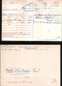 Medal Card.Collier