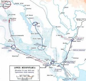 Mesopotamia-WW1-2
