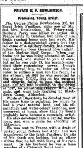 Middlesex Gazette.Rowlandson