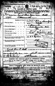 Neill Service Record.01