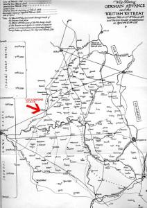 Operation Michael map