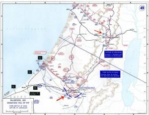 Palestine Campaign Nov.1917