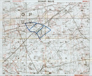 Pallant.Field Map.26 Oct 1917