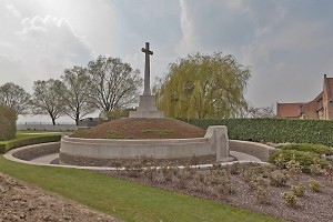 Piffard. Messines Memorial to the Missing