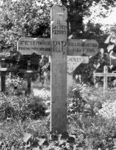 Pogose original grave