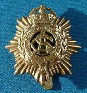 RSC Cap Badge