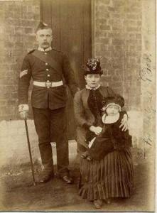 Robert William and Elizabeth Whittle