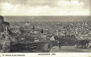 Salonika view 1916
